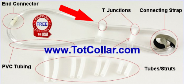 Tot Collar T Junction